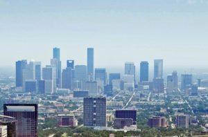 Arial-Houston-Downtown