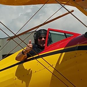Jeff Weiss Pilot - TexasBiPlane